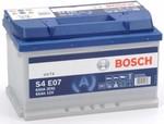 Bosch 65 Ah, 12V, S4E