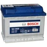 Bosch 60 Ah, 12V, S4E