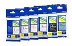TZe ленти за етикетен принтер Broter P-touch