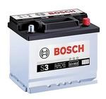 Bosch 56 Ah, 12V, S3